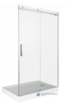 Душевая дверь GooD DooR Galaxy WTW-110-C-CH - фото