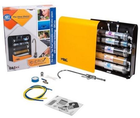 Фильтр проточный Aquafilter EXCITO-CL 7297