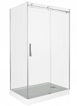 Душевой угол Good Door Galaxy WTW+SP 110x80 - фото