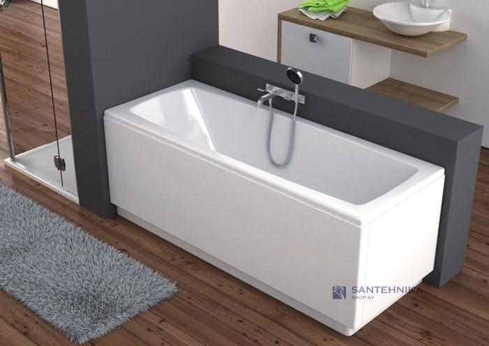 Ванна акриловая прямоугольная + ф/п-ль Aquaform ARCLINE 150x70 (243-05311) 122330