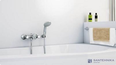 Смеситель для ванны Grohe Avina 25085000 97323