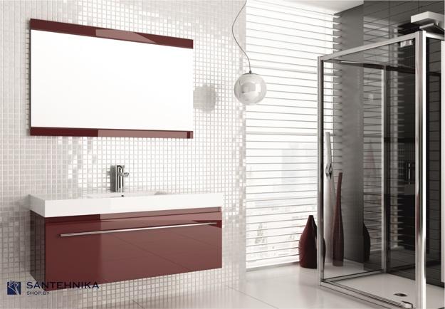 Зеркало Aquaform Decora 90 см 123216