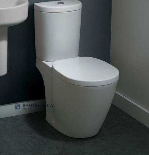 ideal standard connect e803601 arc softclose. Black Bedroom Furniture Sets. Home Design Ideas