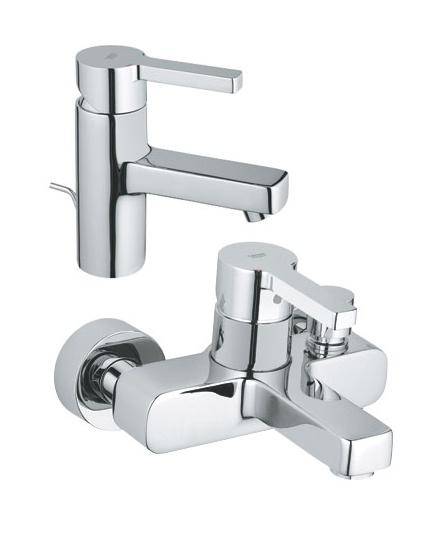 Набор смесителей для ванны Grohe Lineare 33849 + 32115 6535