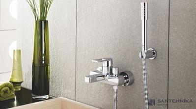Набор смесителей для ванны Grohe Quadra 32638 + 32631 127573