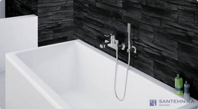 Набор смесителей для ванны Grohe Quadra 32638 + 32631 127572